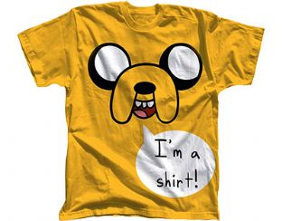 Adventure Time Jake T-Shirt